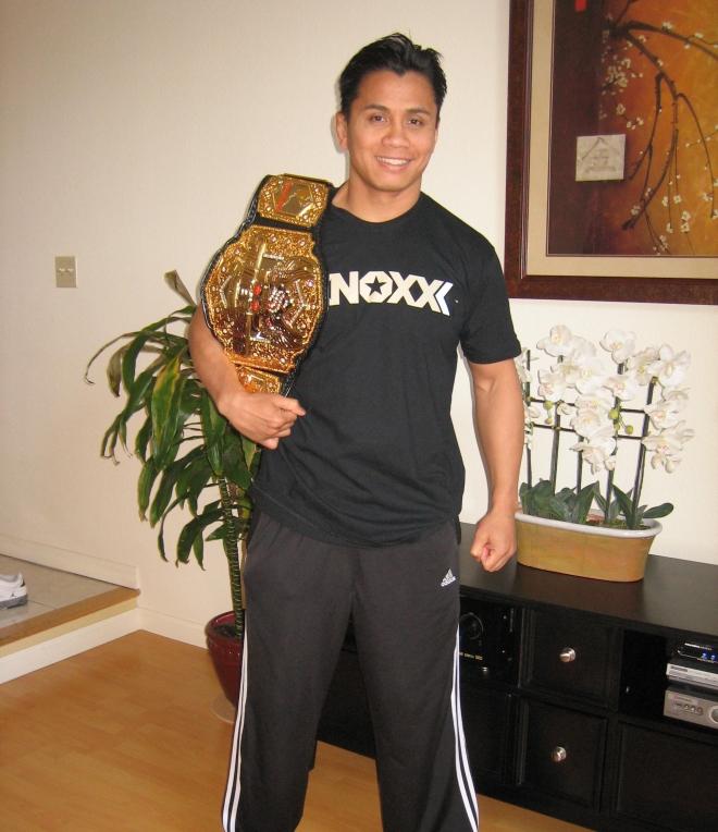 Champion Cung Le