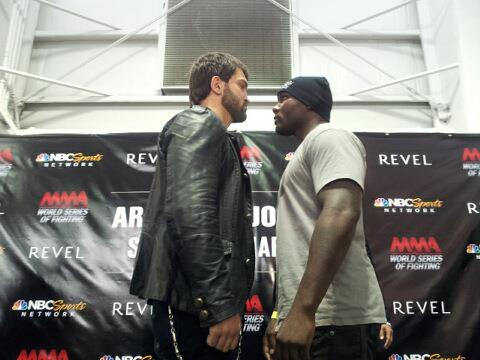 anthony johnson vs andre arklovski