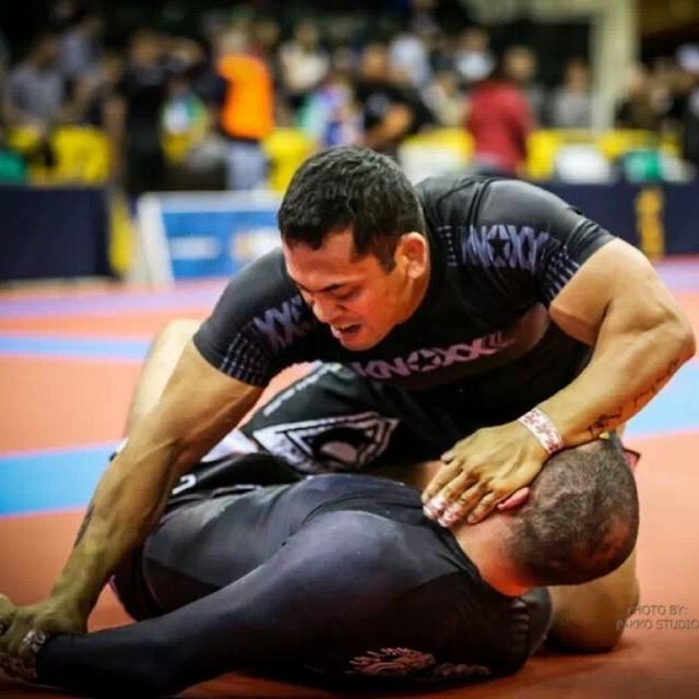 Bryant Pangelinan Guam BJJ Black Belt Fokai & TheForce Interview