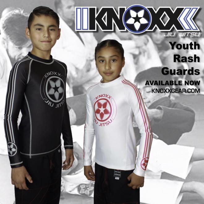 knoxx rash guard ad