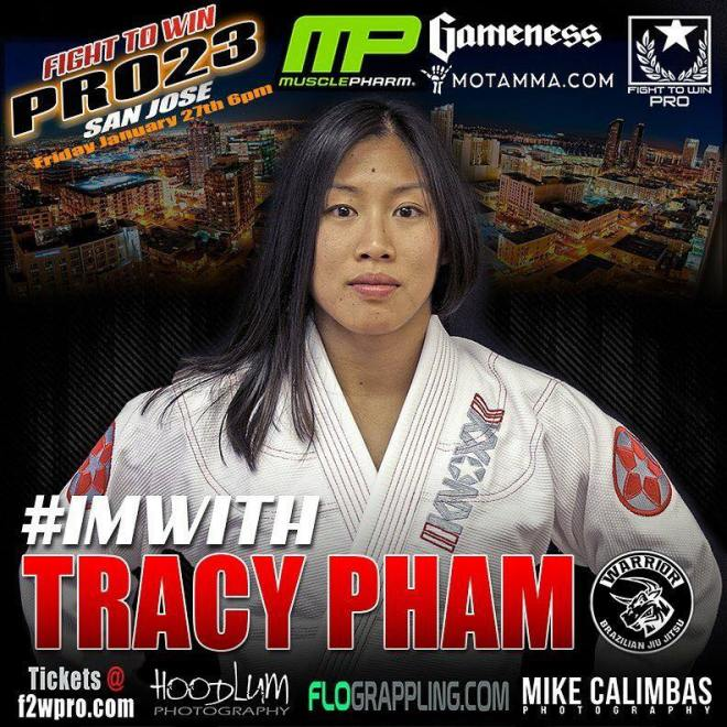 tracy pham knoxx ftw pro 23