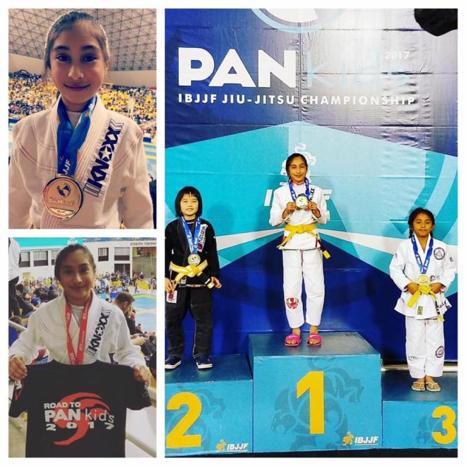 dania silva pan kids champion knoxx