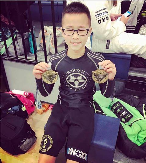 jason chih knoxx Good fight tournament