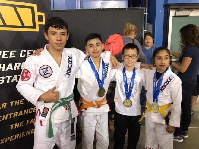 knoxx jiu jitsu champions